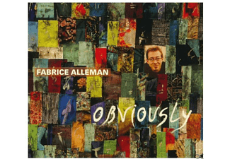 Fabrice Alleman - Obviously - (CD)