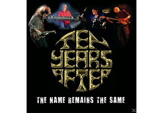 Ten Years After - The Name Remains The Same-Rec.Live - (CD)