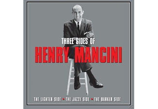 Henry Mancini - 3 Sides Of - (CD)