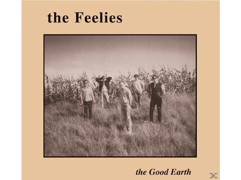 The Feelies - The Good Earth [CD]