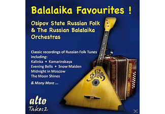 Osipov State Russian Folk, The Russian Balalaika Orchestras - Balalaika Favourites - (CD)