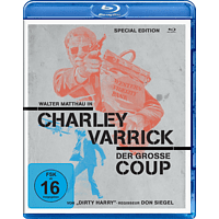 Charley Varrick: Der große Coup - Special Edition [Blu-ray]
