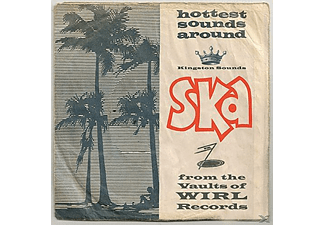 Various - Ska!from The Vaults Of Wirl Records - (CD)