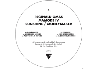 Reginald Omas Mamode Iv - Sunshine/Moneymaker - (Vinyl)