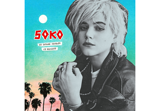 Soko - My Dreams Dictate My Reality (Ltd.Digipak) [CD]