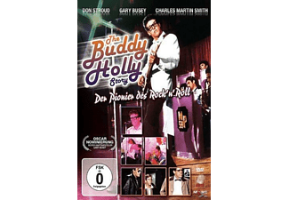 Charles Martin Smith, Gary Busey, Don Stroud - The Buddy Holly Story - Der Pionier des Rock'n'Roll - (DVD)