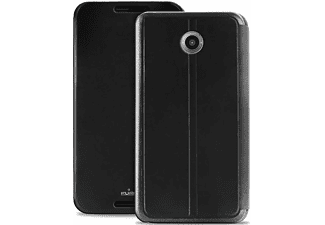 PURO Folio cover Booklet zwart (MTNEXUS6BOOKCBLK)