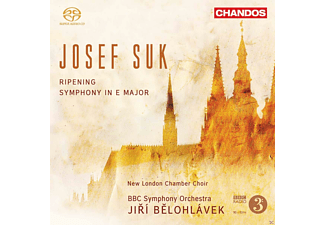 Bbcso Conducted, Jiri Belohlavek, New London Chamber Choir, BBC Symphony Orchestra - Symphony In E Major, Op.14 - (SACD Hybrid)