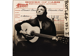 Johnny Cash - Bootleg, Vol. 1 - Personal File (Vinyl LP (nagylemez))