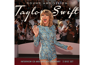 Taylor Swift - Sound and Vision - (DVD + CD)