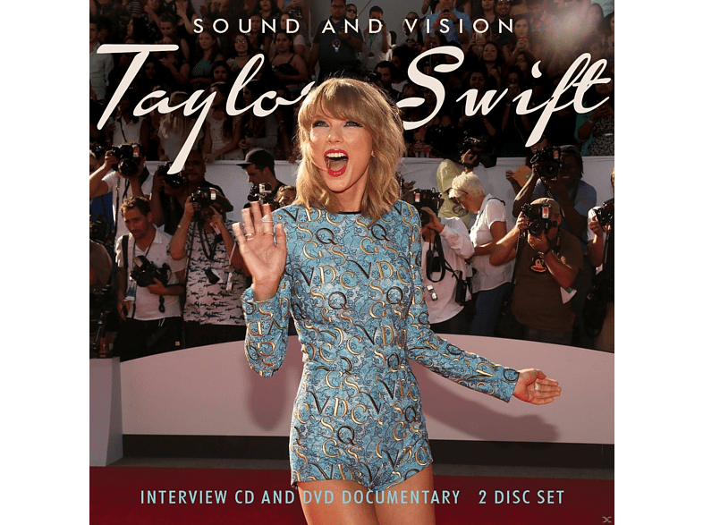 Taylor Swift - Sound and Vision [DVD + CD]