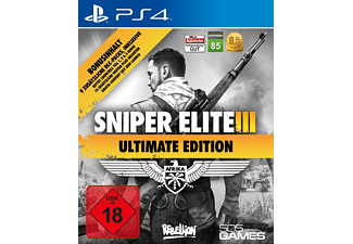Sniper Elite 3 Afrika (Ultimate Edition) [PlayStation 4]