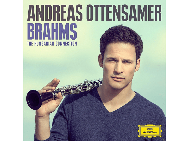 Ottensamer Andreas - Brahms: The Hungarian Connection [CD]