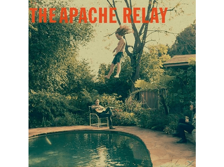 The Apache Relay - The Apache Relay [CD]
