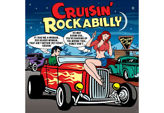 VARIOUS - Cruisin' Rockabilly - (CD)
