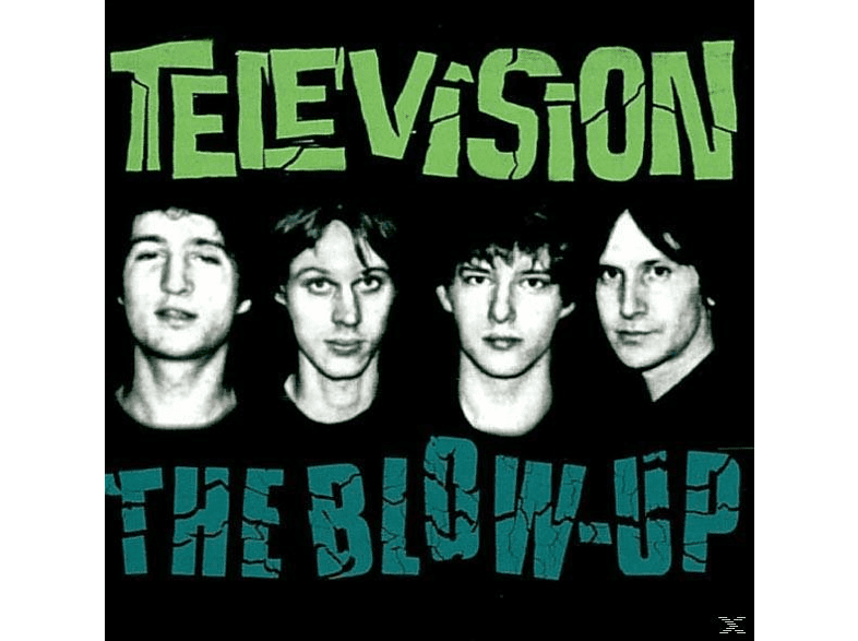 Television - The Blow-Up [CD]