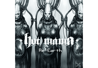 Hot Mama - Re-Earth - (CD)