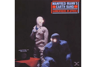 Manfred's Earth Band Mann - Somewhere In Africa - (CD)