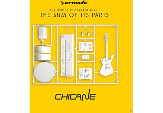 Chicane - The Sum Of Its Parts - (CD)