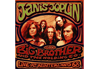 Big Brother & The Holding Company / Janis Joplin - Janis Joplin Live At Winterland '68 - (CD)