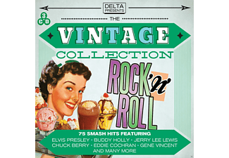 VARIOUS - Rock 'n' Roll-The Vintage Collection - (CD)