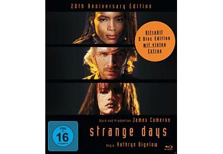 Strange Days - 20th Anniversary Edition - (Blu-ray + DVD)