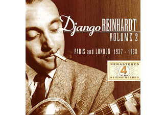 Django Reinhardt - Paris & London 1937-1948 Vol.2 - (CD)