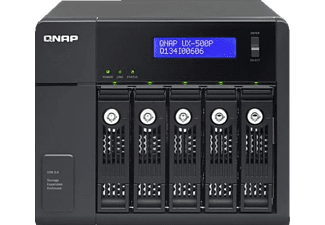 QNAP UX-500P 5-Bay Expension TS-X51 Serie