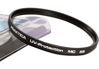 B+W UV filter Praktica + Protection 55 mm (1073984)
