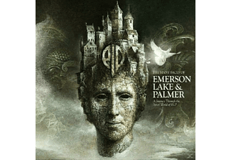 VARIOUS - Many Faces Of Emerson, Lake And Palmer [CD]