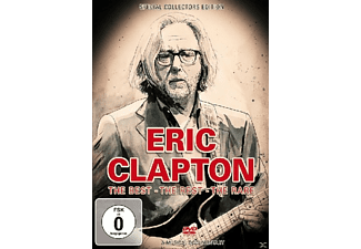 Eric Clapton - The Best-The Resy-The Rare - DVD