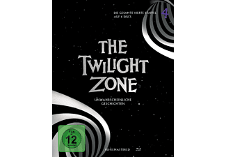 The Twilight Zone - Staffel 4 [Blu-ray]
