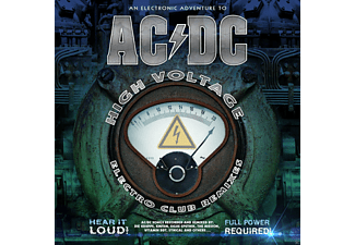 Joe Lynn Turner, Phil Collen, Lemmy Kilmister, Jake E. Lee, AC/DC - An Electronic Adventure To Ac/Dc (High Voltage Ele - (CD)