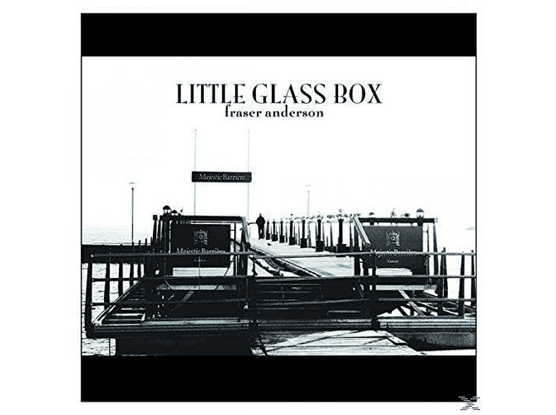 Fraser Anderson - LITTLE GLASS BOX [Vinyl]
