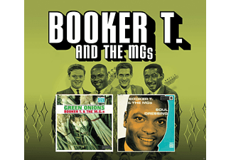 Booker T And The Mg's - Green Onions & Soul Dressing (+Bonus) - (CD)