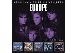Europe - Original Album Classics [CD]