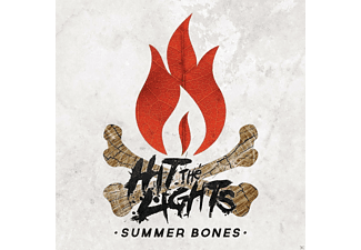 Hit The Lights - SUMMER BONES (LP) - (Vinyl)