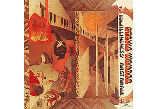 Stevie Wonder - Fulfillingness' First Finale - (CD)