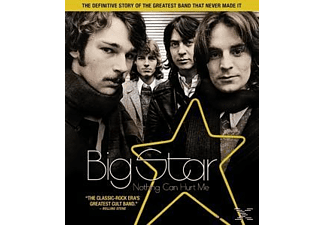 Big Star - Big Star: Nothing Can Hurt Me - (Blu-ray)