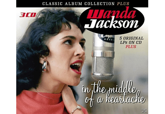 Wanda Jackson - Classic Album Collection: In The Middle Of A Heartache [CD]