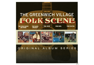 Greenwich Folk Scene - Original Album Series - (CD)
