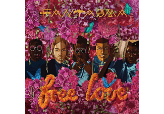 Fantasma - Free Love [LP + Download]