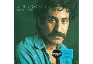 Jim Croce - Life And Times - (Vinyl)