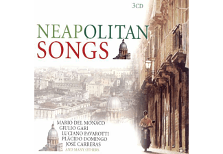 VARIOUS - Neapolitan Songs - (CD)