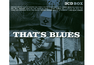 VARIOUS - That's Blues - (CD)