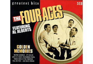 Al Alberts - Golden Memories - (CD)