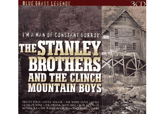 The Stanley Brothers - I'm A Man Of Constant Sorrow - (CD)