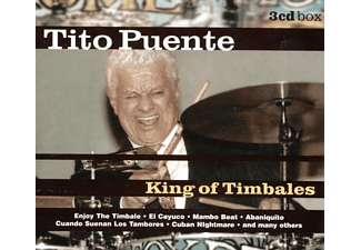 Tito Puente - King Of Timbales - (CD)