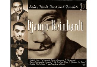 Django Reinhardt - Solos, Duets, Trios And Quartets - (CD)
