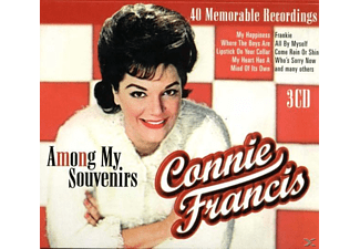 Connie Francis - Among My Souvenirs - (CD)